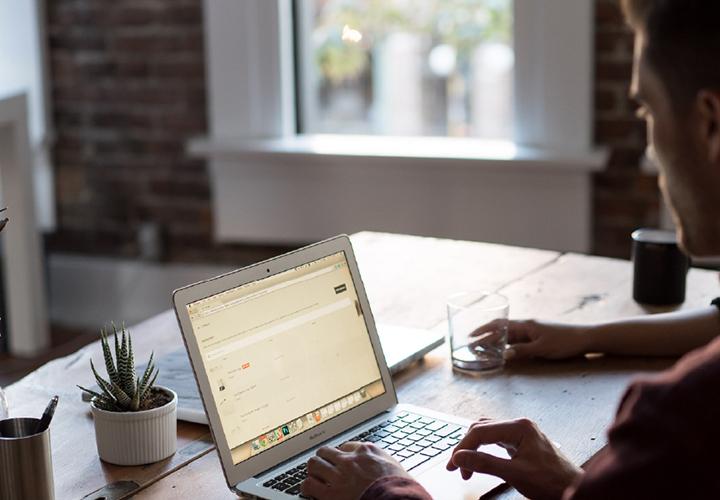 Photo représentant la transformation numérique